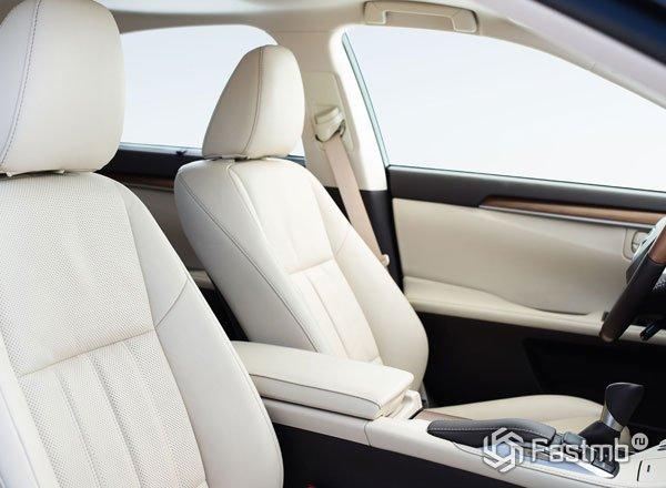 Передние сиденья Lexus ES