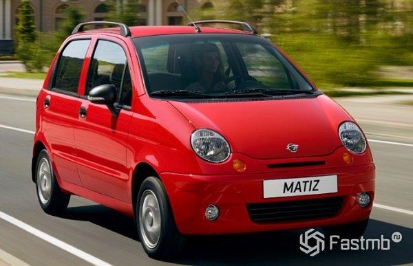 Новый ravon matiz: доступный автомобиль на отечесвенном рынке новые фото