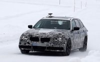 Новый BMW 2017 5 Series Touring