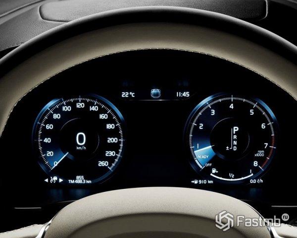 Панель приборов Volvo V90