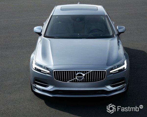 Volvo S90, новый стиль и дизайн