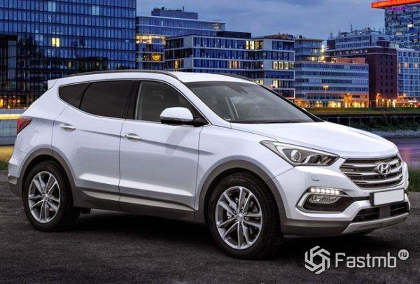 Hyundai Santa Fe Premium