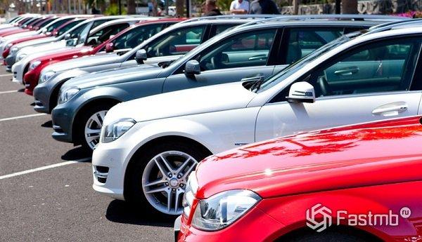 Продажи автомобилей на Украине увеличились на 98%