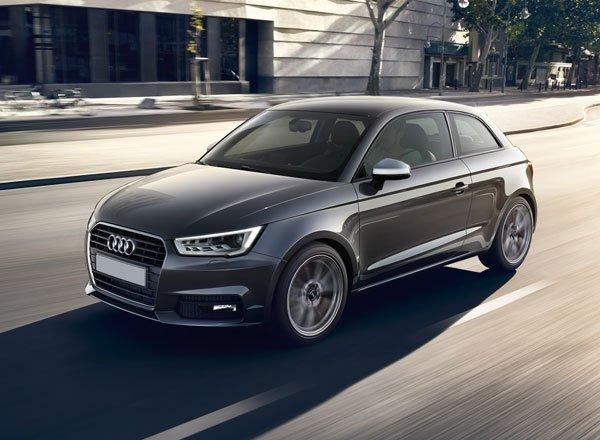 Новый Audi A1 2016