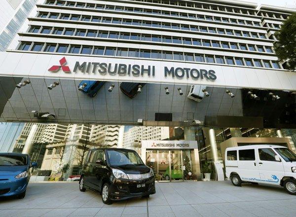 Заявление от компании Mitsubishi