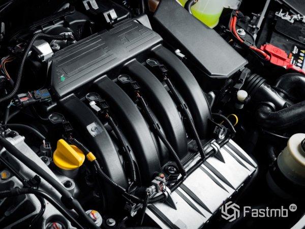 Двигатель нового Ниссан Террано