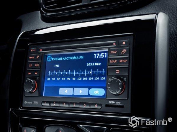Аудио-система Terrano