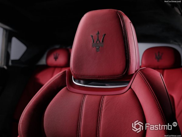 Maserati Levante 2017, кресло модели