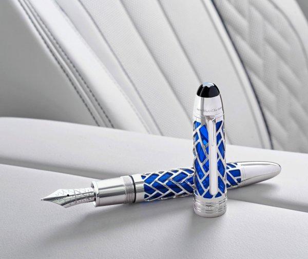 Эксклюзивная ручка в комплект к автомобилю