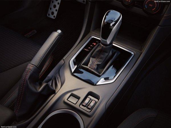 Subaru Impreza, КПП