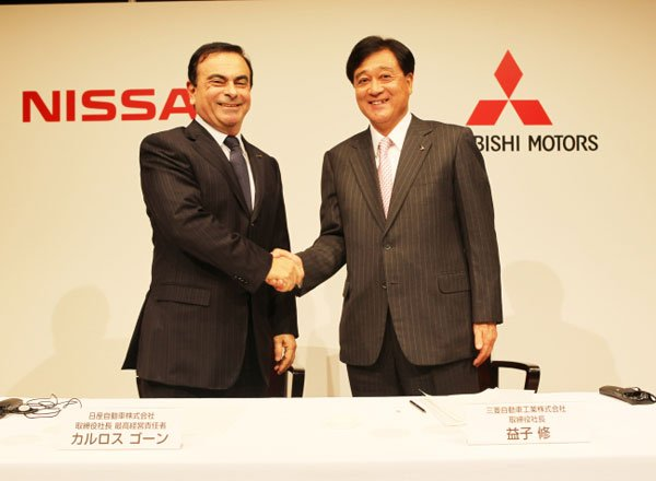Договор покупки акций Mitsubishi компанией Nissan