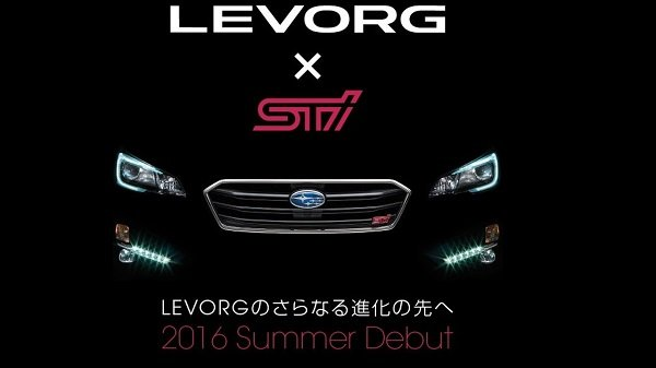 Subaru выпустит заряженный универсал