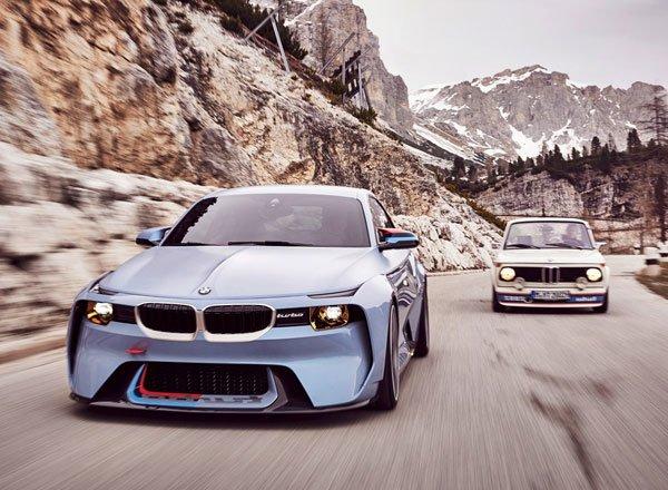 Новый концепт BMW 2002 Hommage
