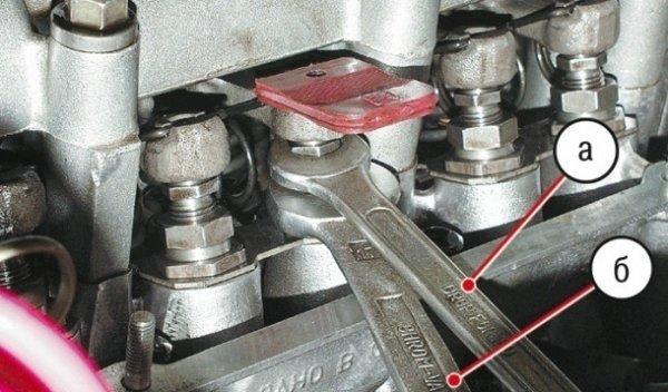 Регулировка клапанов ВАЗ 2106 своими руками