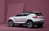 Volvo показало первые фото своего нового кроссовера и лифтбека