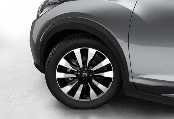 Nissan Kicks, фирменные диски