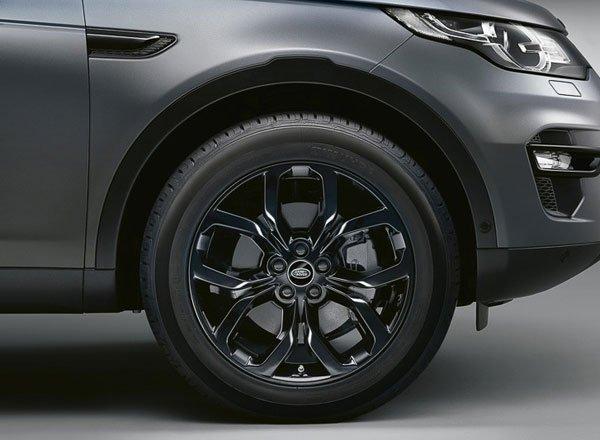 Новая генерация Land Rover Discovery 7 Plus