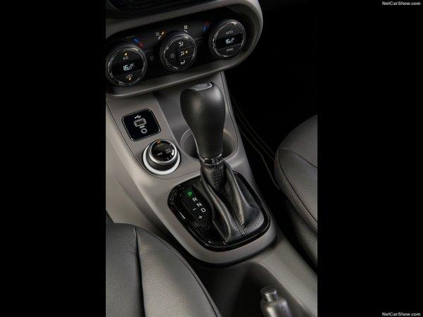Fiat Toro нового поколения, КПП