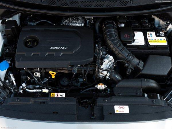 KIA Ceed нового поколения, двигатель