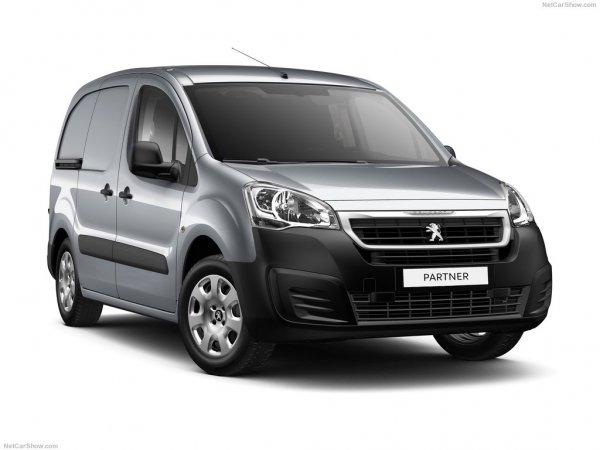 Peugeot Partner 2016