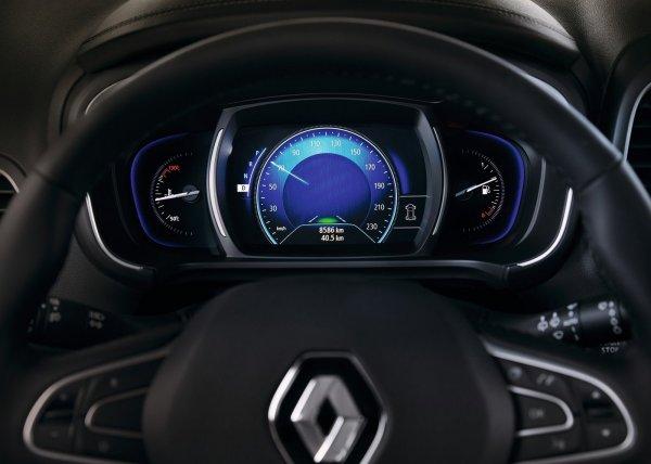 Панель приборов Renault Koleos 2017