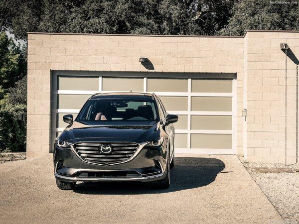 Новая Mazda CX 9 2016 года