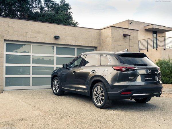 Mazda CX 9 характеристики