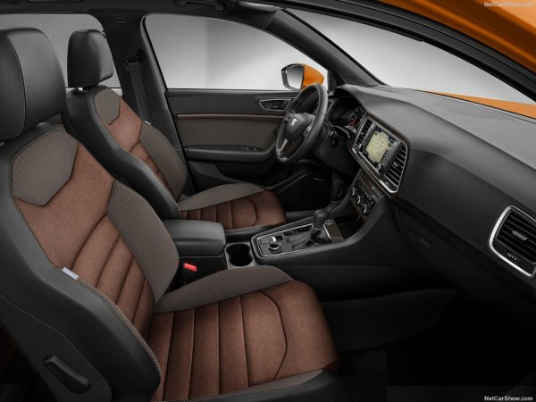 Seat Ateca 2016: комплектации и цены, фото и характеристики