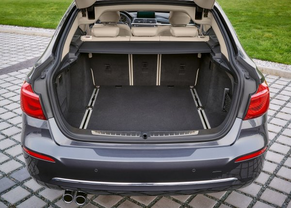 Багажник BMW 3-Series Gran Turismo 2017