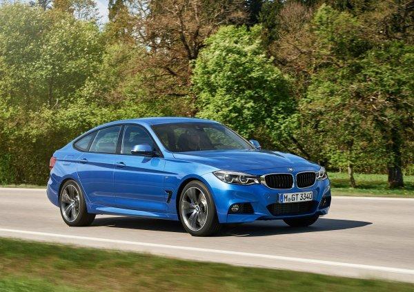 BMW 3-Series Gran Turismo M Sport