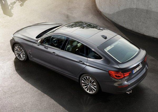 Панорамная крыша BMW 3-Series GT