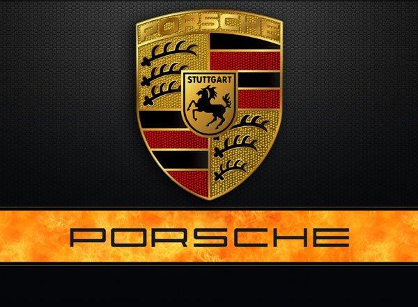 Логотип компании Porsche