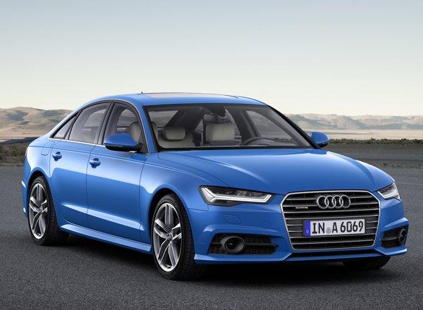 Обновленная Audi A6