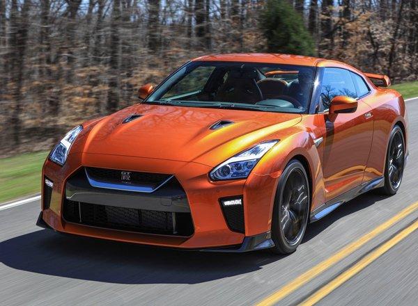 Новый Nissan GT-R 2017