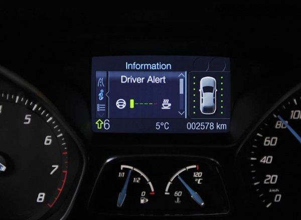 Система слежения за водителем