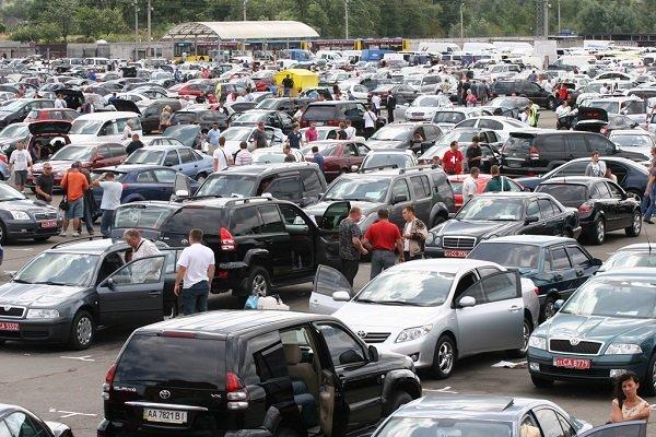 С 1 августа на Украине заметно снизится стоимость б/у авто