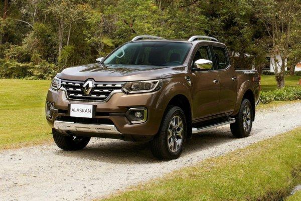 Пикап Renault Alaskan