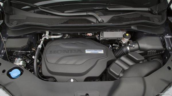 Двигатель Хонда Пилот 2016