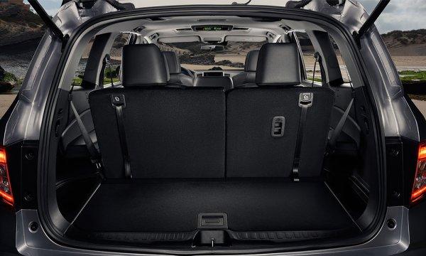 Багажник Хонда Пилот 2016 года