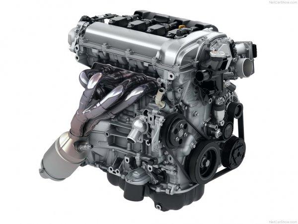 MX-5 2016, мотор