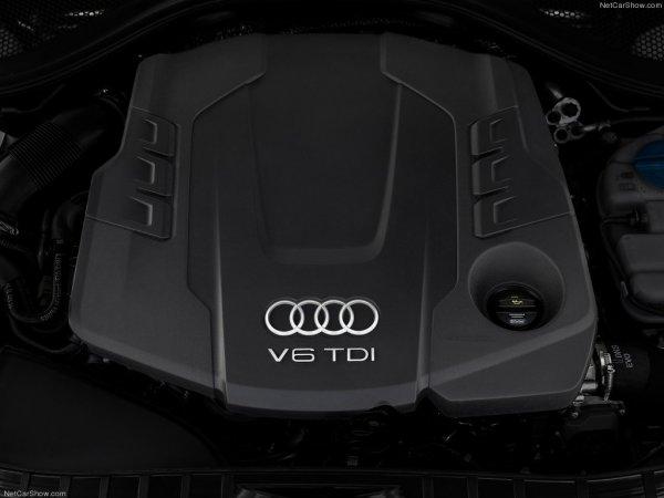 V6 TDI Audi A7 2016