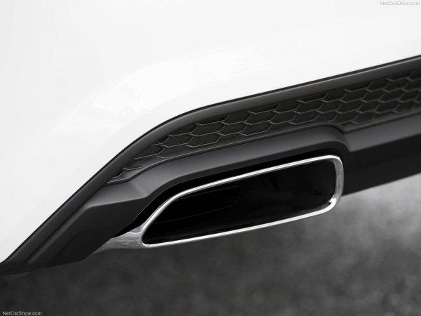 Выхлопная Audi A7