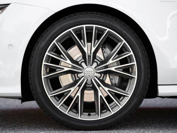 Колесные диски Ауди А7 Спортбек