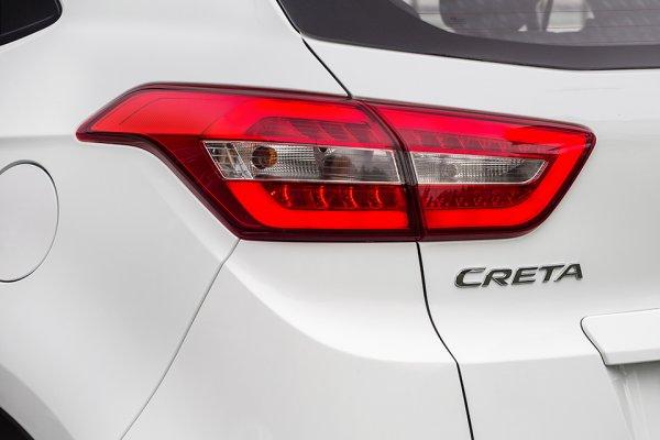 Светодиодные фонари Hyundai Creta 2016