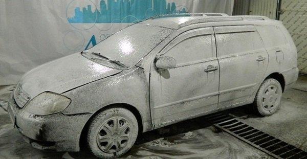 Стоит ли мыть машину автошампунем
