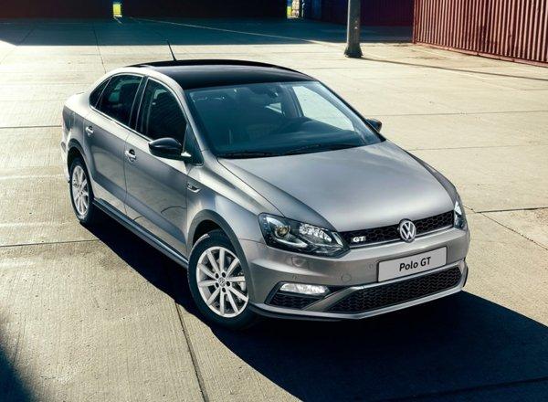Новый Volkswagen Polo GT