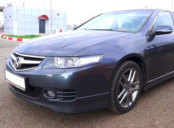 Отзыв автомобилей Honda в России