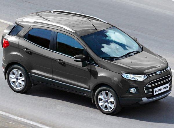 Юбилейный Ford EcoSport