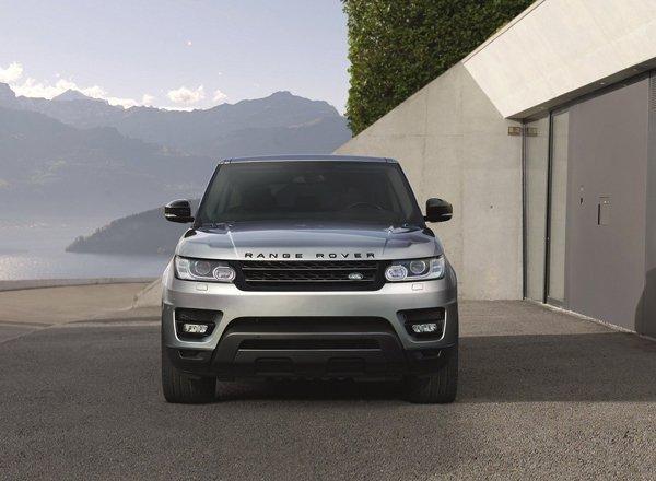 Обновленный Land Rover Range Rover Sport 2017