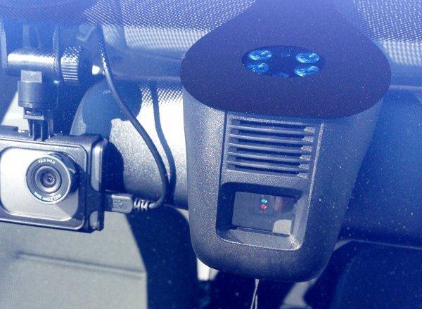 Камера системы распознавания знаков